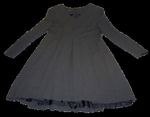 KM dress cutout